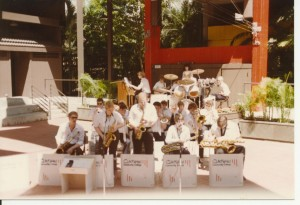 CCC band in Hawaii 001