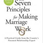 cover of The 7 Principles for making Marriage Work