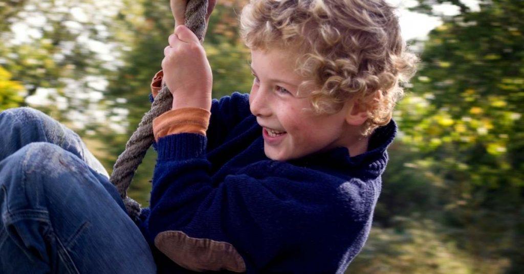 Grab Hold, Let Go, and Swing! | focuswithmarlene.com